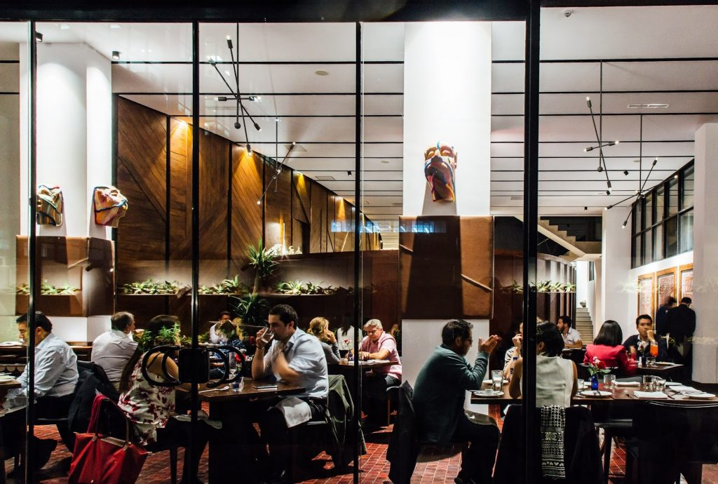 Ona Restaurant.